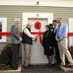 Firehouse Place Ribbon Cutting