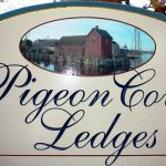 Pigeon Cove Sign